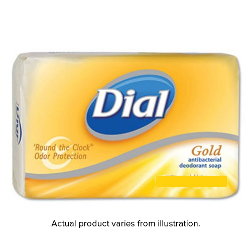 Image For Dial Gold Anti-Bacterial Soap Bar