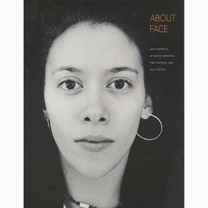 Cover Image For About Face by Zena Pearlstone