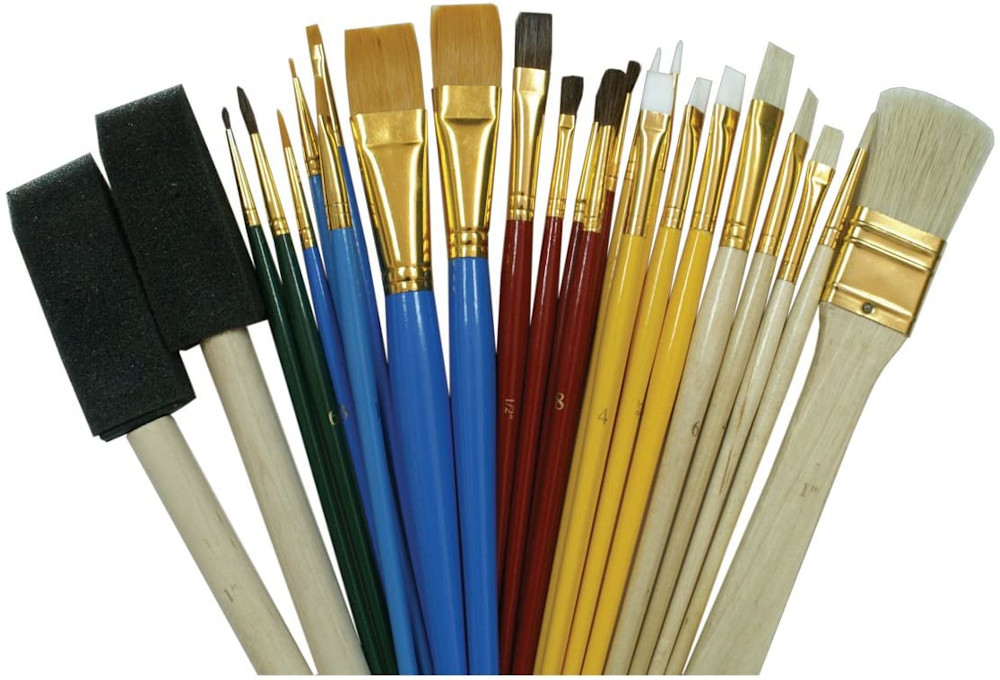 Cover Image For Craft Brush Value Pack