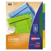Cover Image for Avery 5 Big Tab Write & Erase Dividers