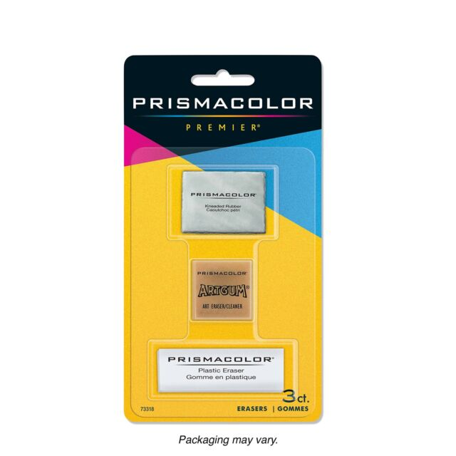 Image For Prismacolor Eraser Multi-Pack