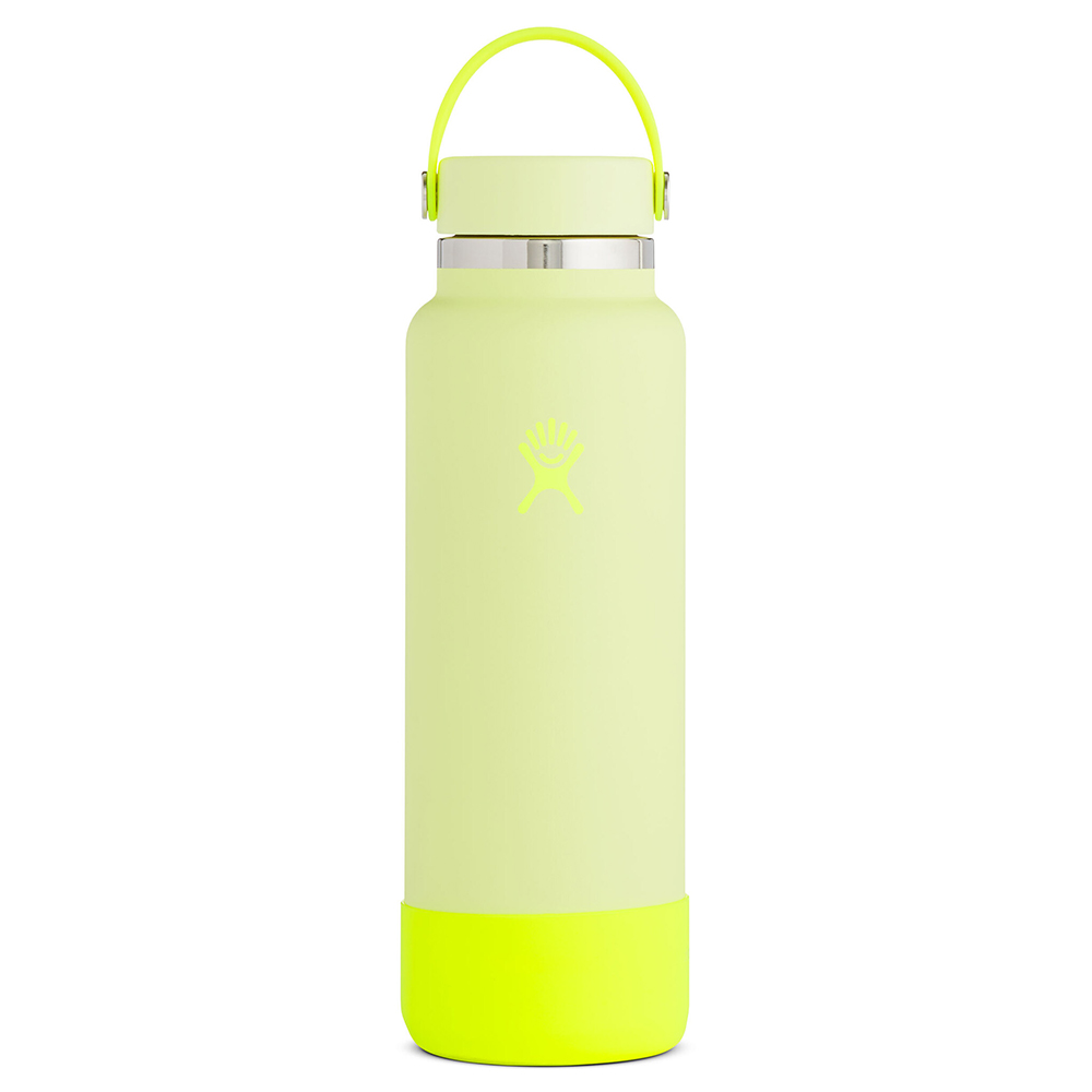 Image For Limited Edition Lemonade 40oz Wide Mouth Hydro Flask
