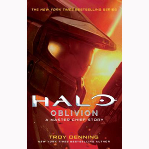 Image For Halo: Oblivion by Troy Denning