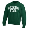 Cover Image for Green CSU Rams 1/4-Snap Doubleknit Jacket by Under Armour