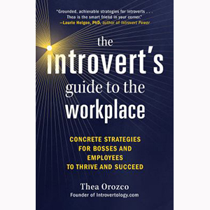 Image For Introvert's Guide to the Workplace by Thea Orozco
