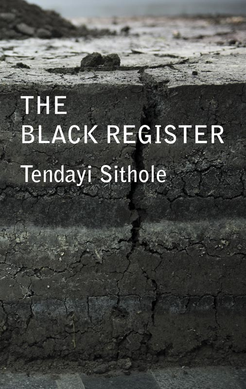 Cover Image For The Black Register by Tendayi Sithole