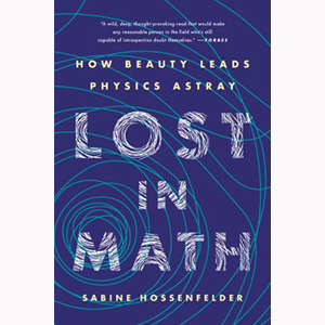 Image For Lost in Math by Sabine Hossenfelder