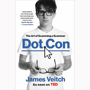 Image For Dot Con by James Veitch