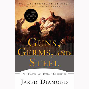 Image For Guns, Germs, and Steel by Jared Diamond
