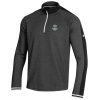 Black Colo State Ram's Head ¼-Zip Sweatshirt by Under Armour Image