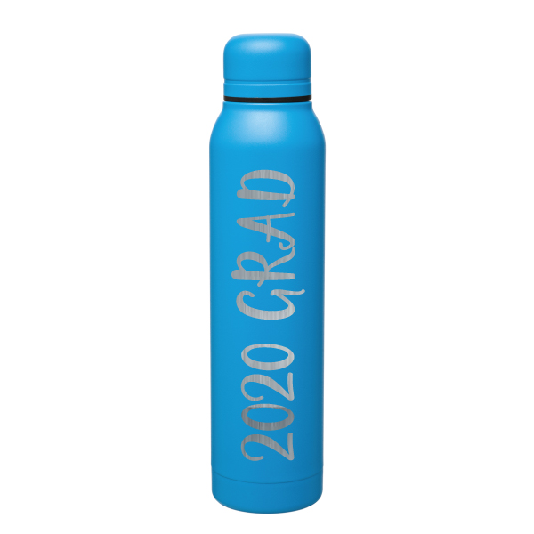 Image For Aqua 17oz Stainless Steel 2020 Grad Silo Water Bottle