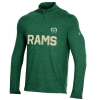 Cover Image for Black Colo State Ram's Head ¼-Zip Sweatshirt by Under Armour