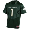 Cover Image for Green Colorado State Replica Jersey by Under Armour