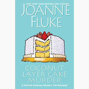 Cover Image For Coconut Layer Cake Murder by Joanne Fluke