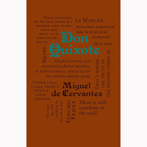 Image For Don Quixote by Miguel de Cervantes