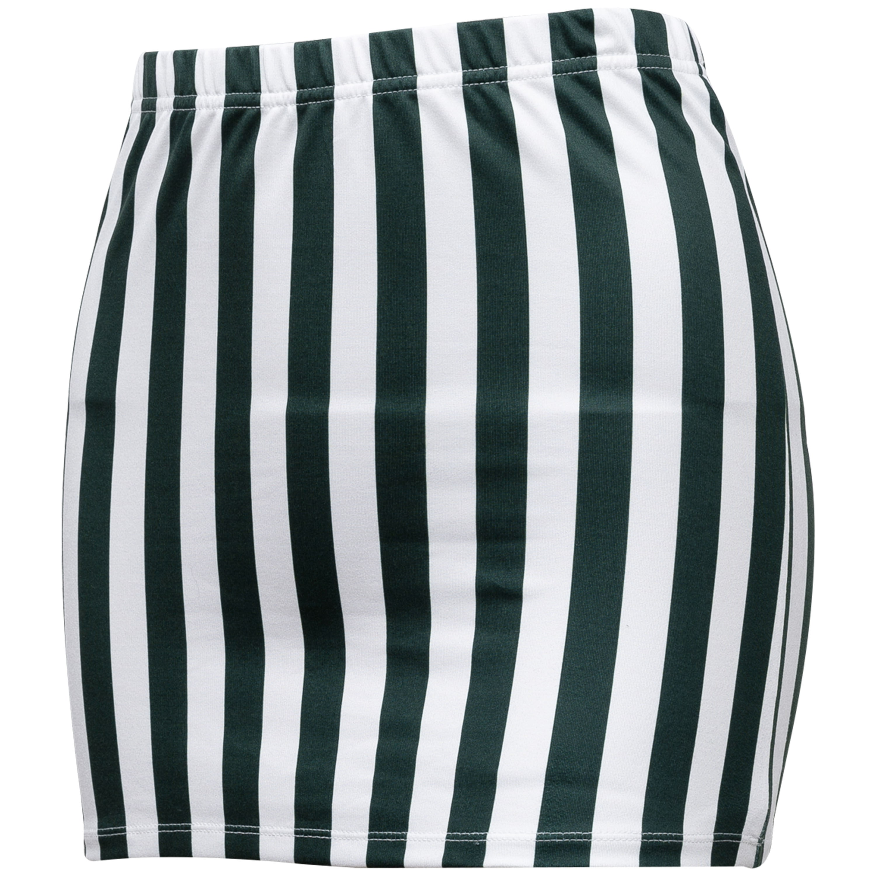 Cover Image For ZooZatz Green and White Spirit Skirt
