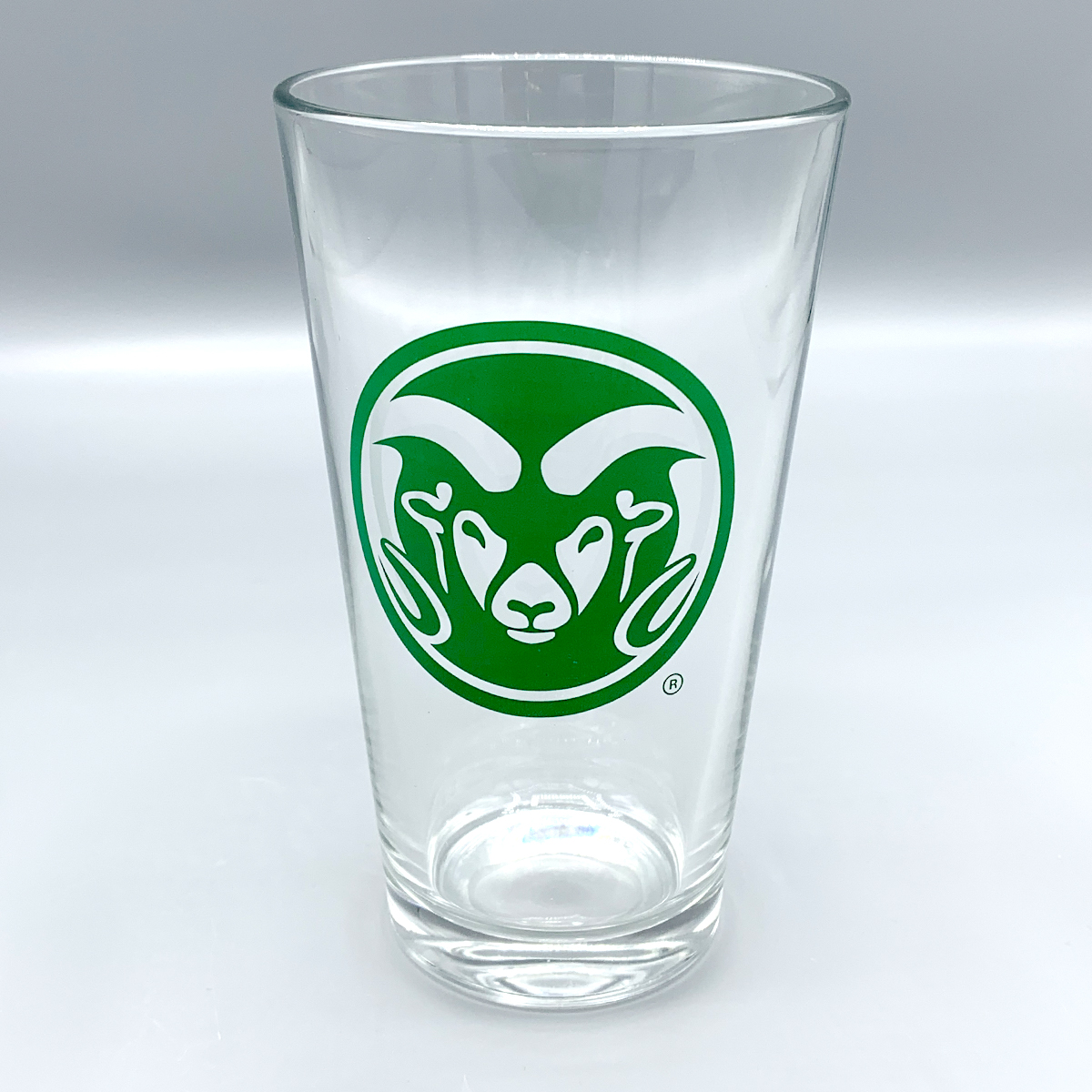 Image For CSU Rams 16 Oz. Pint Glass