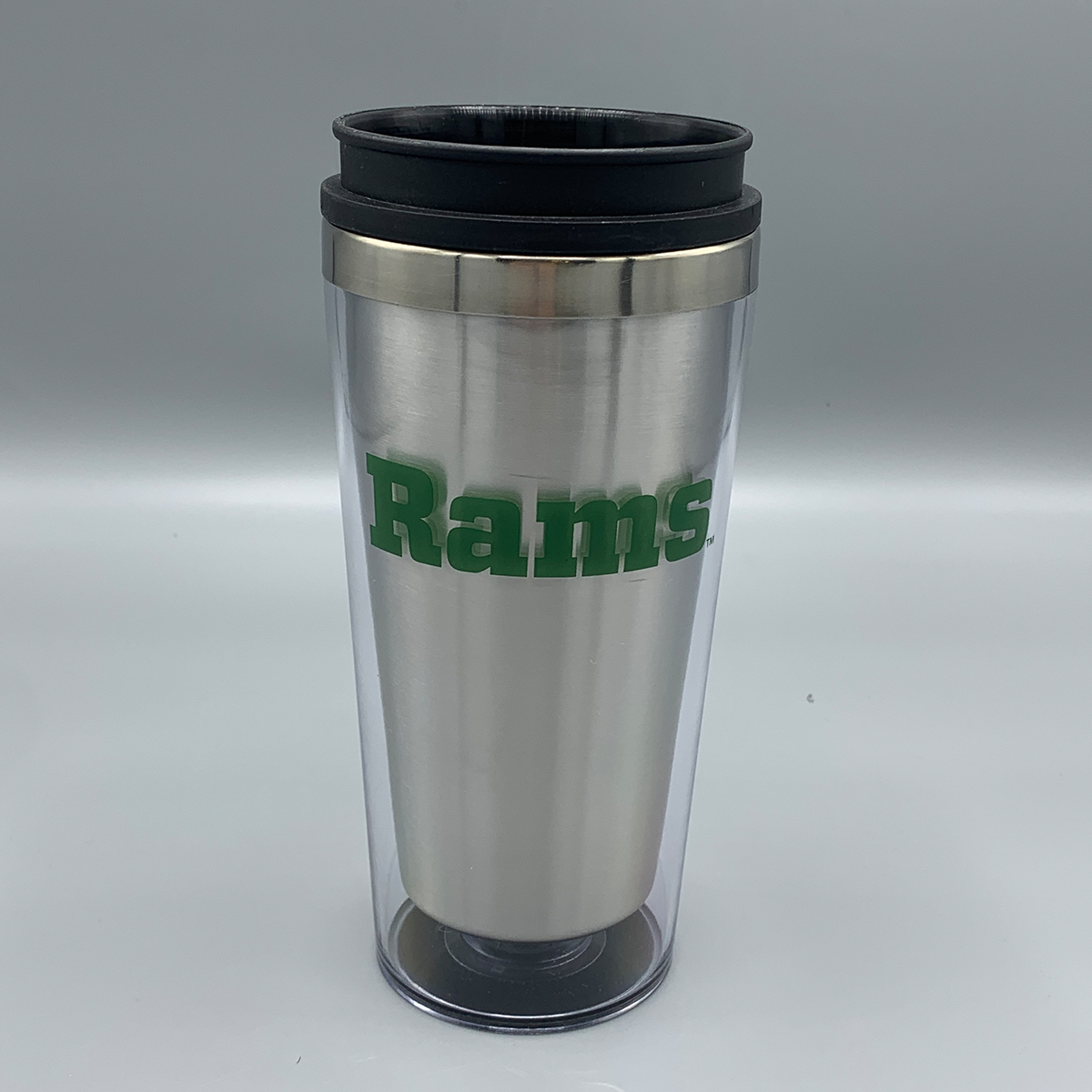 Cover Image For Clear CSU Camino Tumbler (16oz)