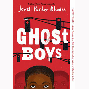 Image For Ghost Boys by Jewell Parker Rhodes