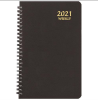 Black 2021 Weekly Planner by Payne Publishers Image