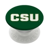 "Green Colorado State Rams ""CSU"" PopSocket Image"