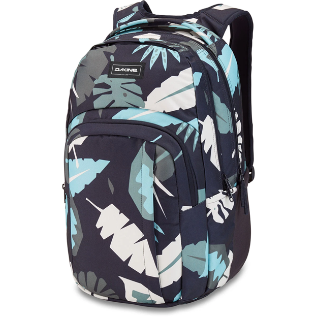 Image For Dakine Campus L 33L Abstract Palm Backpack