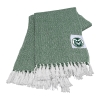 Cover Image for Colorado State Green Frosty Fleece Blanket
