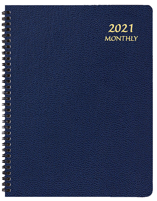 Image For 2021 Monthly Master Planner by Payne Publishers