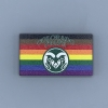 Cover Image for Colorado State Rams Philadelphia Pride Flag 14 oz Tumbler