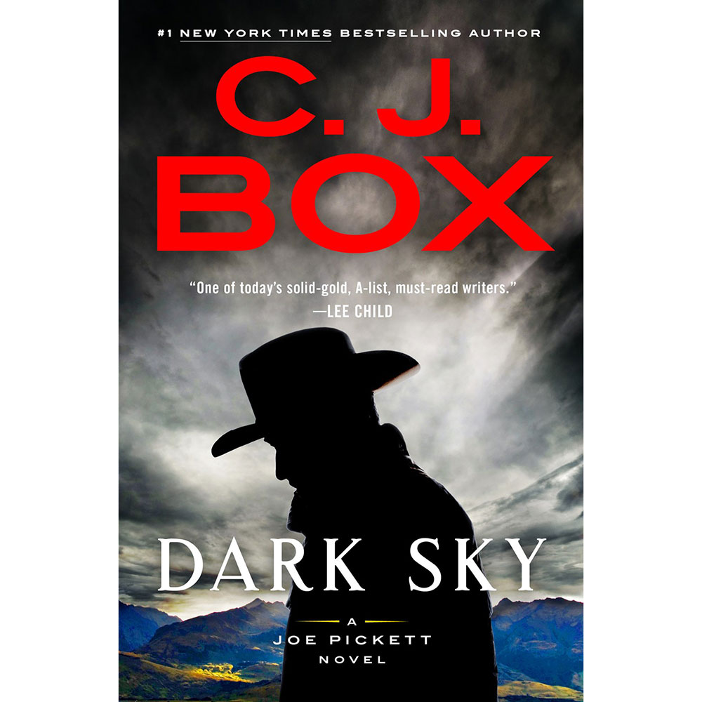 Image For Dark Sky by C.J. Box