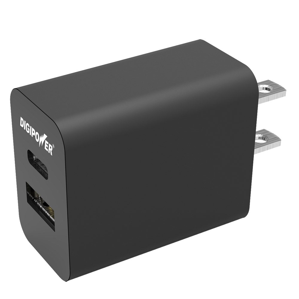 Cover Image For Digipower USB-C Wall Charger