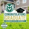 Cover Image for Home Of a Future CSU Rams Yard Sign