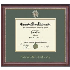Image for CSU Masterpiece Kensington Gold Diploma Frame