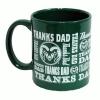 Image for Green Colorado State University Spirit® Thank You Dad Mug
